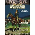 The Great American Western - Vol. 11 (DVD, 2003, Four Films on One Disc)
