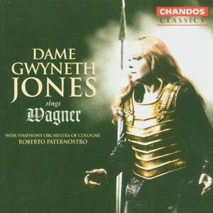 Dame Gwyneth Jones Sings Wagner (Paternostro, Wdr So) CD NEW