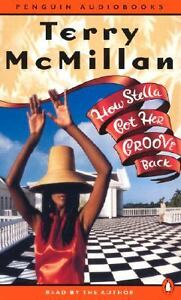 Audio Book Terry McMillan How Stella got Her Groove Back 3 ...