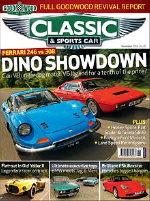 Motor Klassik, Auto und Allrad, Octane & Co: Wissenswertes über Oldtimer & Sportwagen lesen