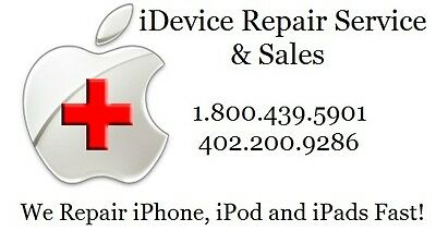 iDevice Repair Service and Sales