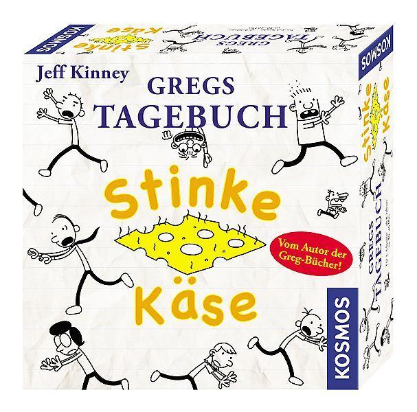 Gregs Tagebuch: Kombination aus Comic und Lesebuch zum Schmökern, Lachen und Mitfiebern