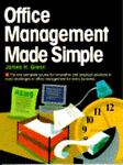 Office Management Made Simple, Harry Green, 0385418043