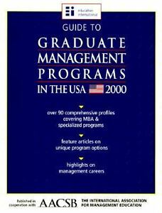 Guide-to-Graduate-Management-Programs-in-USA-2000-Book