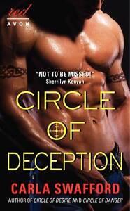 NEW Circle of Deception (Circle Series) by Carla Swafford