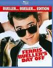 Ferris Bueller's Day Off (Blu-ray Disc, 2013)