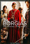 The Borgias: The First Season (DVD, 2011, 3-Disc Set)