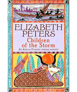 Children of the Storm by Elizabeth Peters (Paperback, 2006)