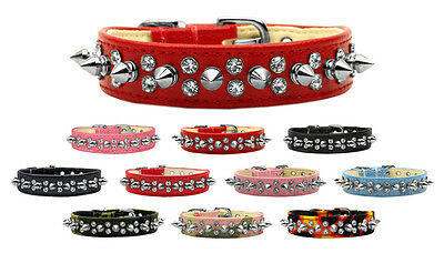 Spike Dog Collar For Protection