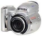 Mitsuba DC-500T Digital Camera - Silver