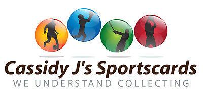 Cassidy J's Sportscards