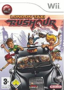 London Taxi: Rush Hour (Nintendo Wii, 2008)(H) 3603
