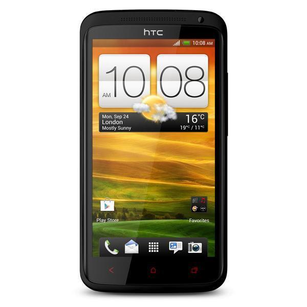 HTC  One X+ - 64 GB - Carbon Black - Smartphone