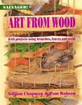Art from Wood, Gillian Chapman and Pam Robson, 1568473834