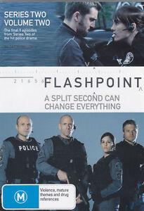 Flashpoint : Series 2 : Vol 2 (3-Disc Set) Brand New & Sealed, Region: 4