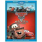 Cars-Toon-Maters-Tall-Tales-Blu-ray-DVD-2010-2-Disc-Set-Brand-New-Sealed