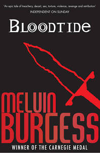 Bloodtide,Burgess, Melvin,New Book mon0000052256
