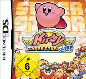 Kirby Super Star - Nintendo DS Spiel - Rankweil, Österreich - Kirby Super Star - Nintendo DS Spiel - Rankweil, Österreich