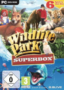 Wildlife Park Superbox (PC, 2009, DVD-Box) OVP