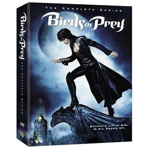 Birds-of-Prey-The-Complete-Series-DVD-NEW-SEALED