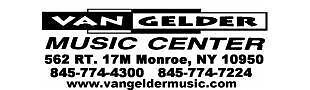 Van Gelder Music Center Online