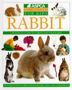 rabbit aspca pet care guides for kids 1564581284 ebay