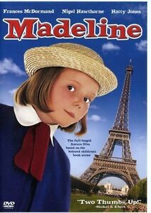 Madeline (DVD, 1998, Closed Caption)