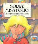 Sorry, Miss Folio!, Jo Furtado, 0916291413