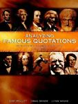 Analyzing Famous Quotations, Gary Pollitt and Craig Baker, 0975592300