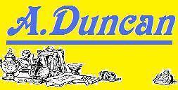 A & E DUNCAN VINTAGE & COLLECTABLES