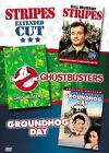 Classic Comedies Collection - Ghostbusters/Stripes/Groundhog Day (DVD, 2006, 3-Disc Set)