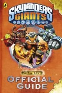New - Skylander Giants - Master EON'S Official Guide