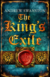 The King's Exile (Thomas Hill)-ExLibrary