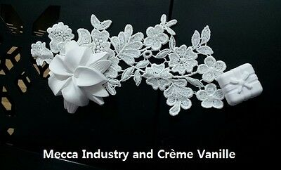 Mecca Industry and Crème Vanille