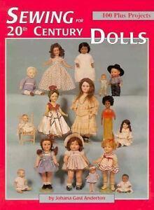 Sewing-for-Twentieth-Century-Dolls-Vol-1-by-Johana-G-Anderson-1996