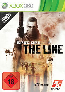 Spec Ops: The Line (Microsoft Xbox 360 Spiel, 2012, DVD-Box)