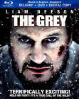 The Grey (Blu-ray/DVD, 2012, 2-Disc Set, Includes Digital Copy; UltraViolet)