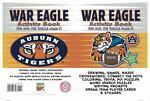 War Eagle Activity Book, Darla Hall, 0985457716