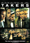 Takers (DVD, 2011)