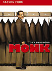 Monk - Season 4 (DVD, 2006, 4-Disc Set) (DVD, 2006)