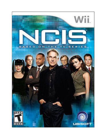 Скачать с торрента NCIS The Game USA/ENG TB игру torrent download.