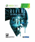 Aliens: Colonial Marines Shooter Video Games with Manual