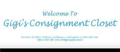 Gigi's Consignment Closet