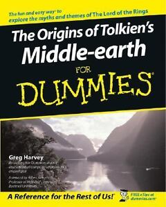 The-Origins-of-Tolkiens-Middle-Earth-for-Dummies-by-Greg-Harvey-2003-Paperbac