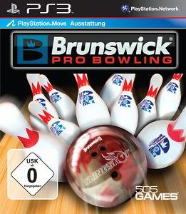 Brunswick Pro Bowling (Sony PlayStation 3, 2011) - Deutschland - Brunswick Pro Bowling (Sony PlayStation 3, 2011) - Deutschland