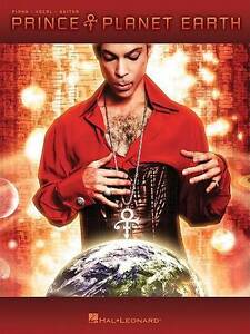 Prince: Planet Earth by Hal Leonard Corporation (Paperback, 2009)
