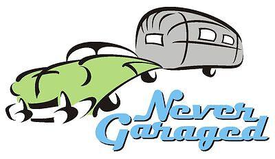 Never Garaged