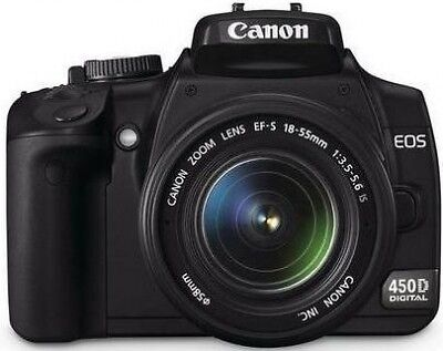 How to Buy a Canon EOS 450D