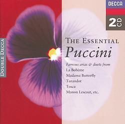 Essential Puccini, , Good