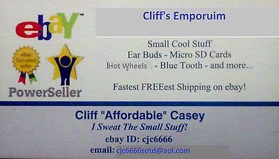 Cliff's Emporium-Its a small world